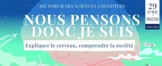 16e Forum des Sciences Cognitives