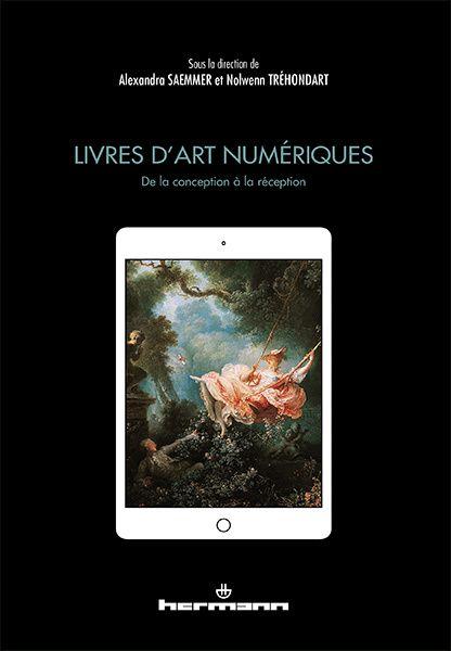 Livres d'art numériques : de la conception à la réception