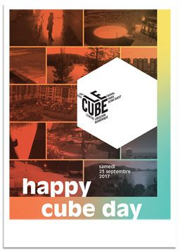 Happy cube day