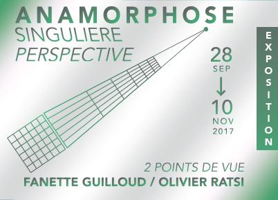 Anamorphose, Singulière Perspective