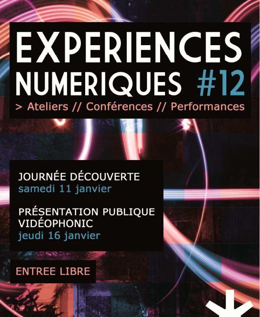 Expériences Numériques #12