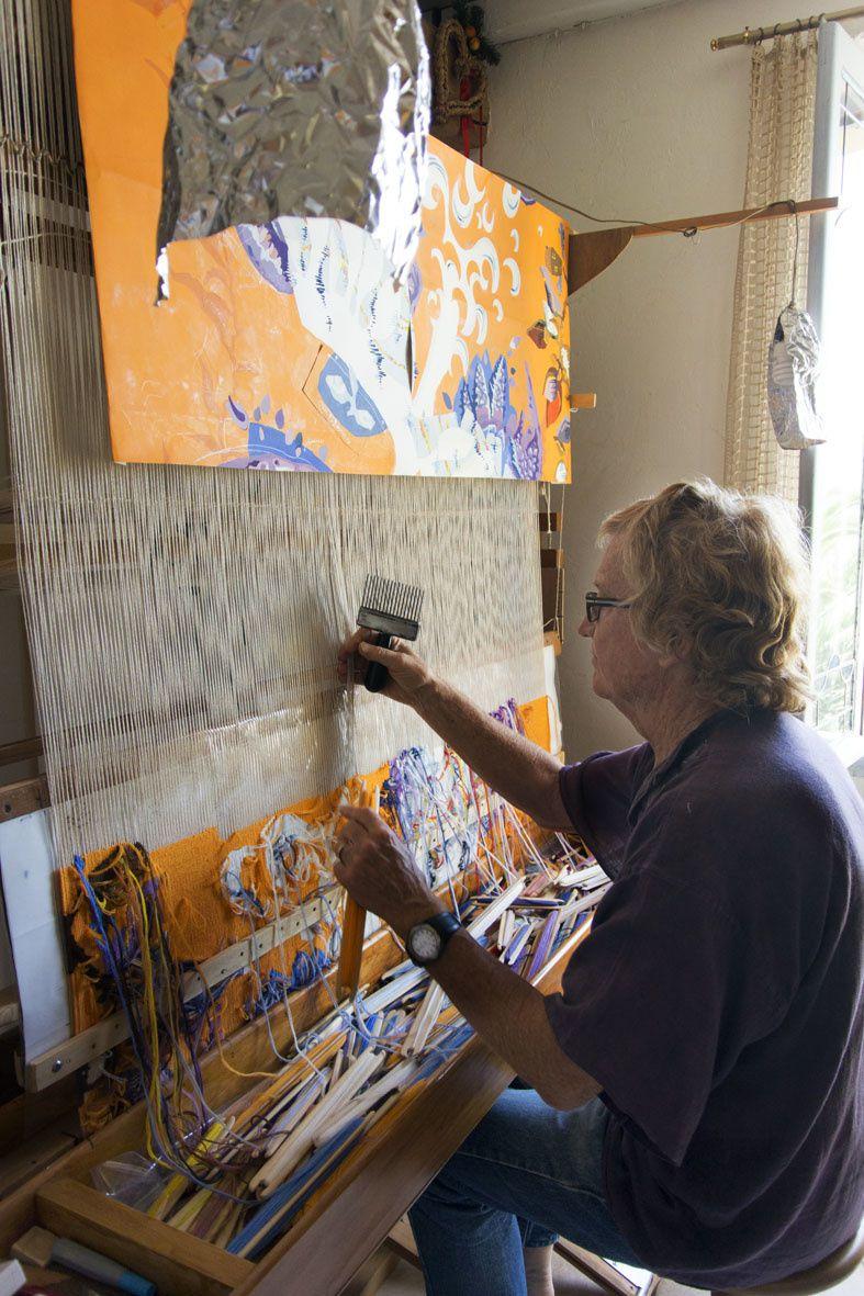 2016 - 4) Artistes et artisans au village