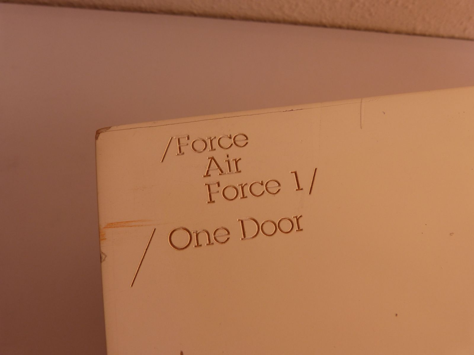 Air Force One Door