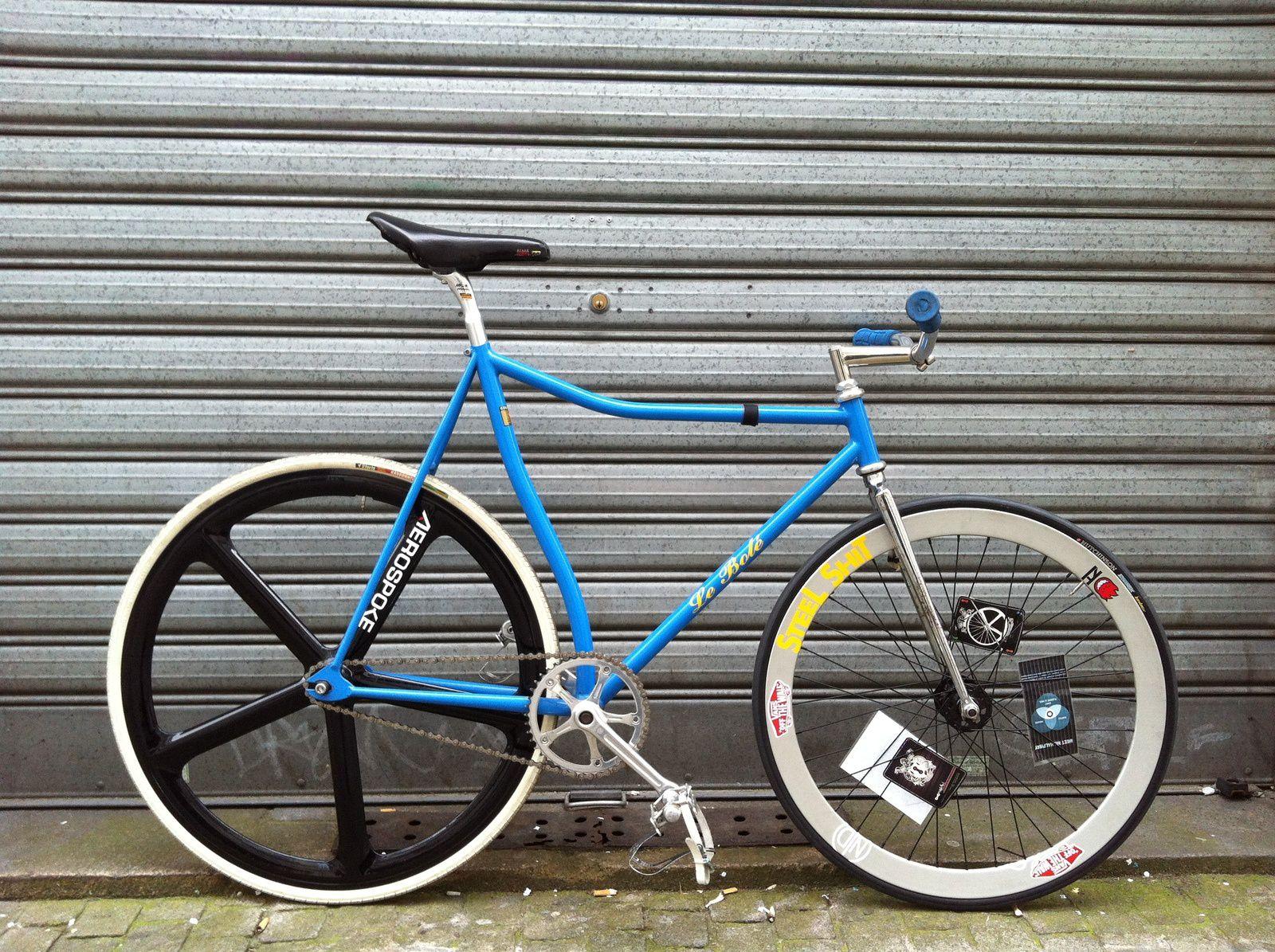Le Bolé Track Bike
