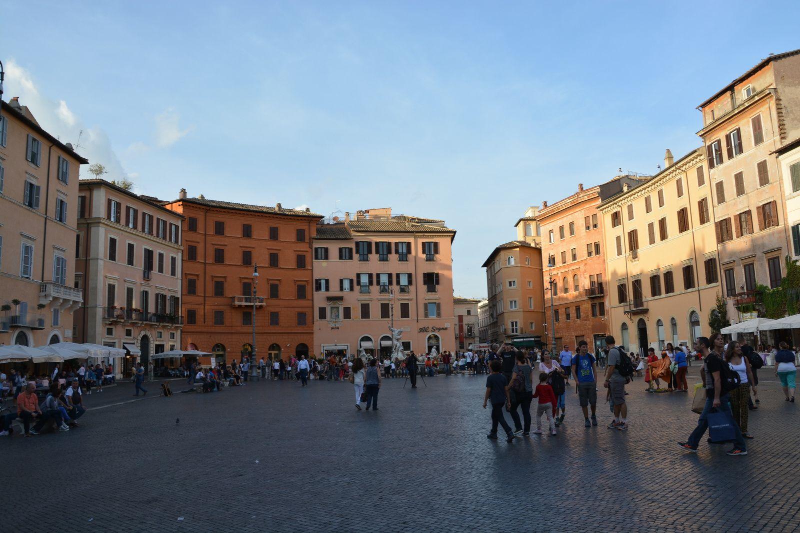 Rome Octobre 2014