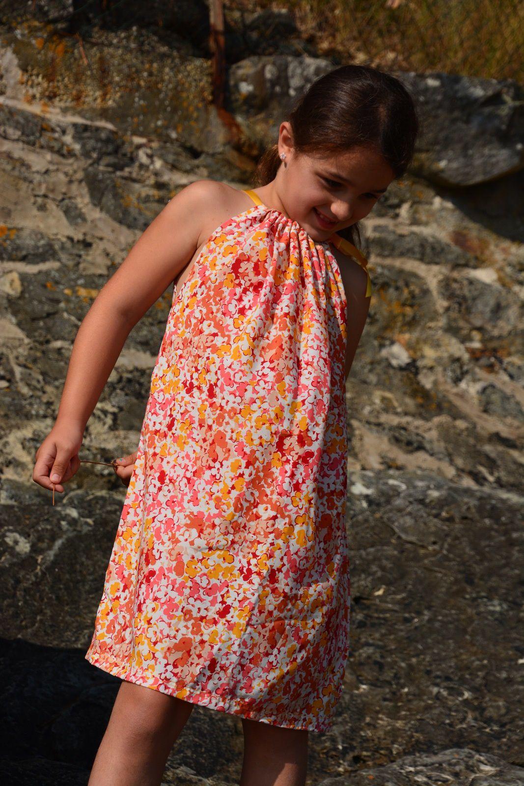 Nouvelle robe pour Juju