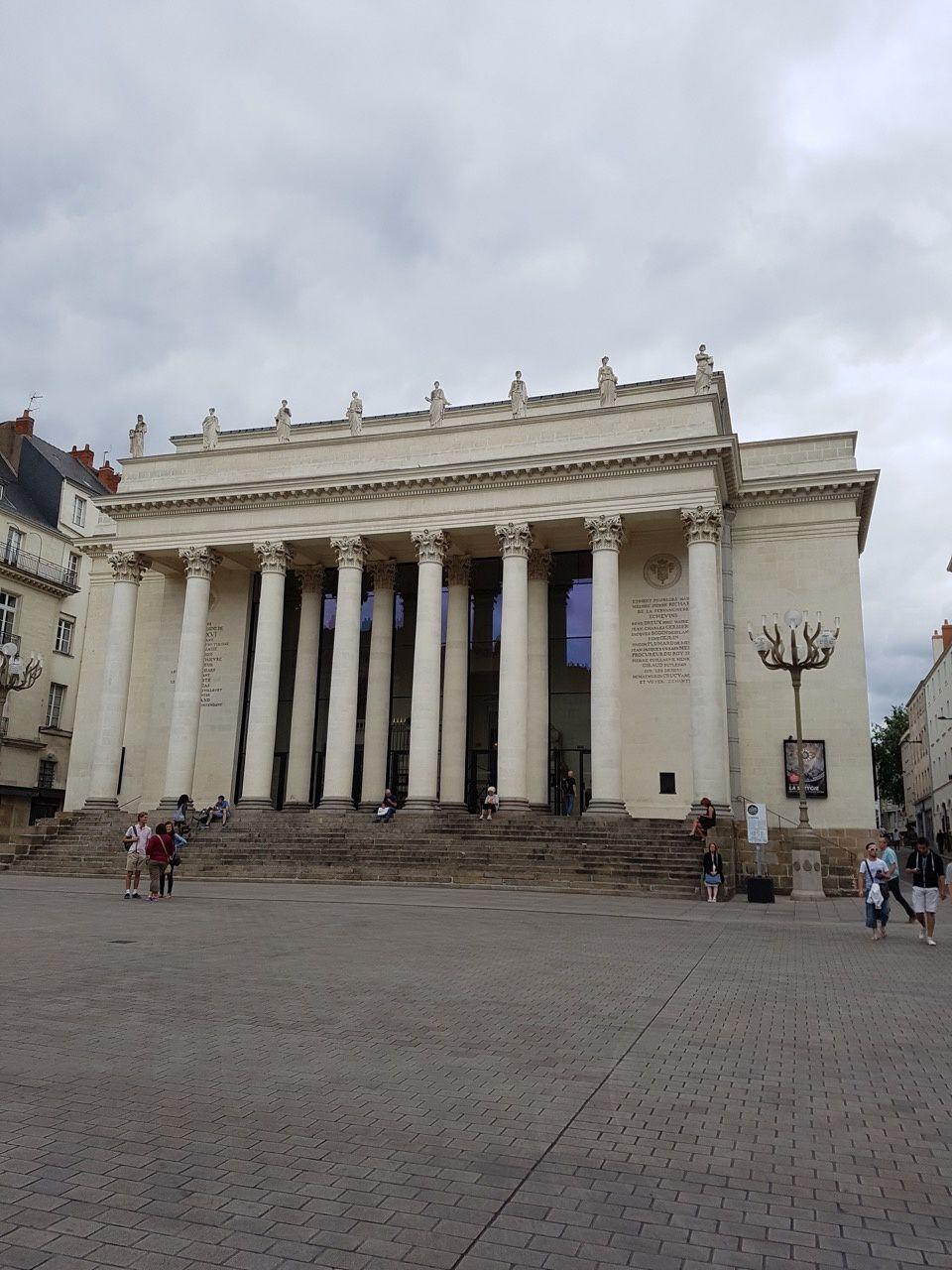 le Théâtre Graslin