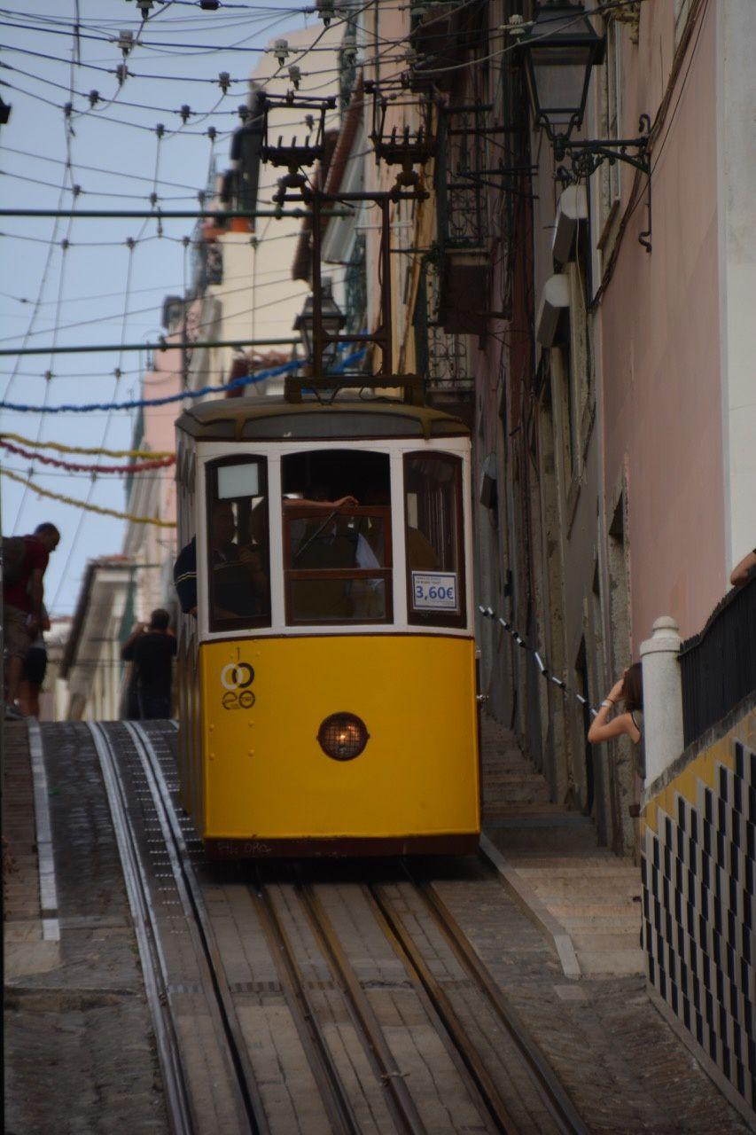 Lisbonne Octobre 2016