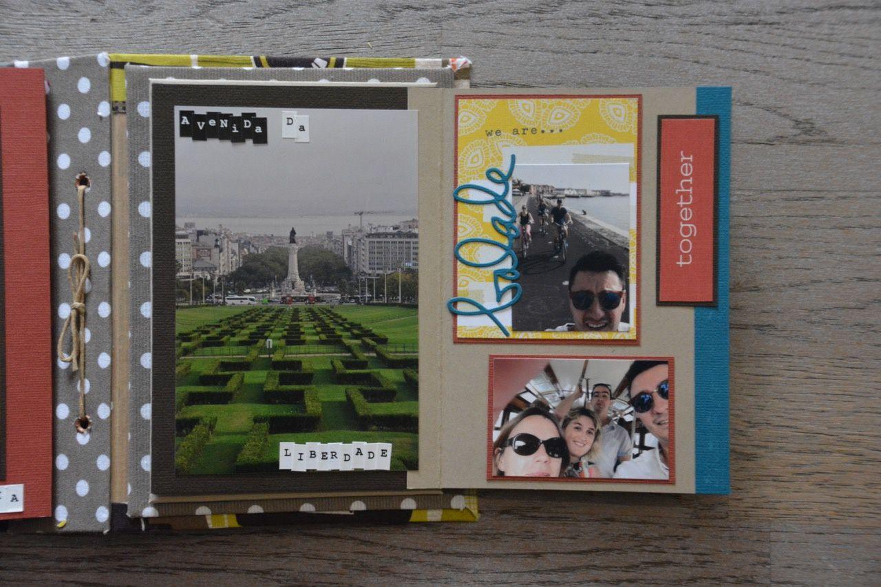 Mini album Lisbonne