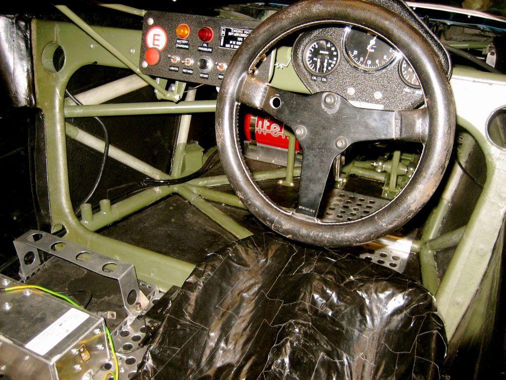 Extincteur race car