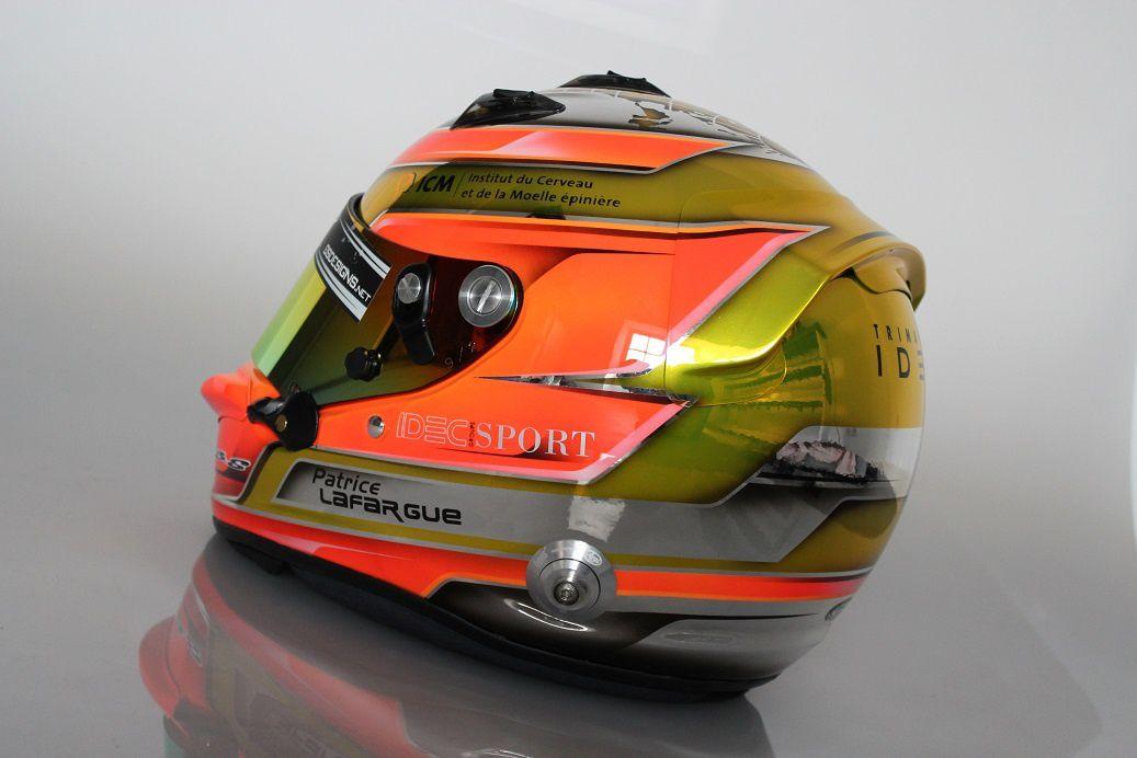 BS-DESIGNS peinture personnalisée sur casque