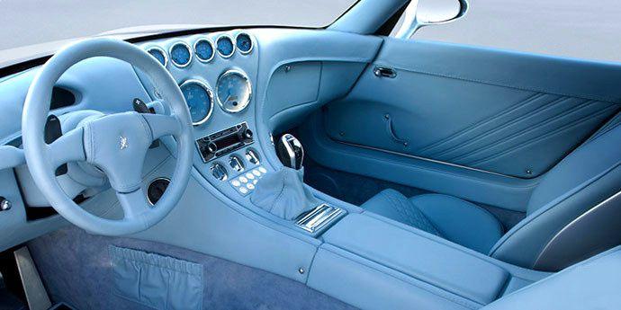 Un intérieur cossu, allié à une inspiration extérieur digne des plus belles voitures...