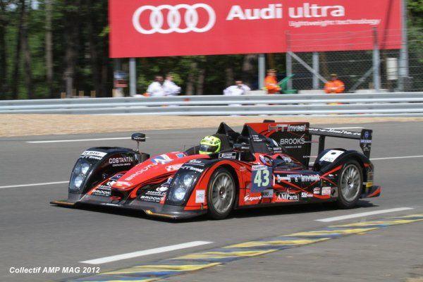 Version 2012 Le Mans/ Le Mans Series