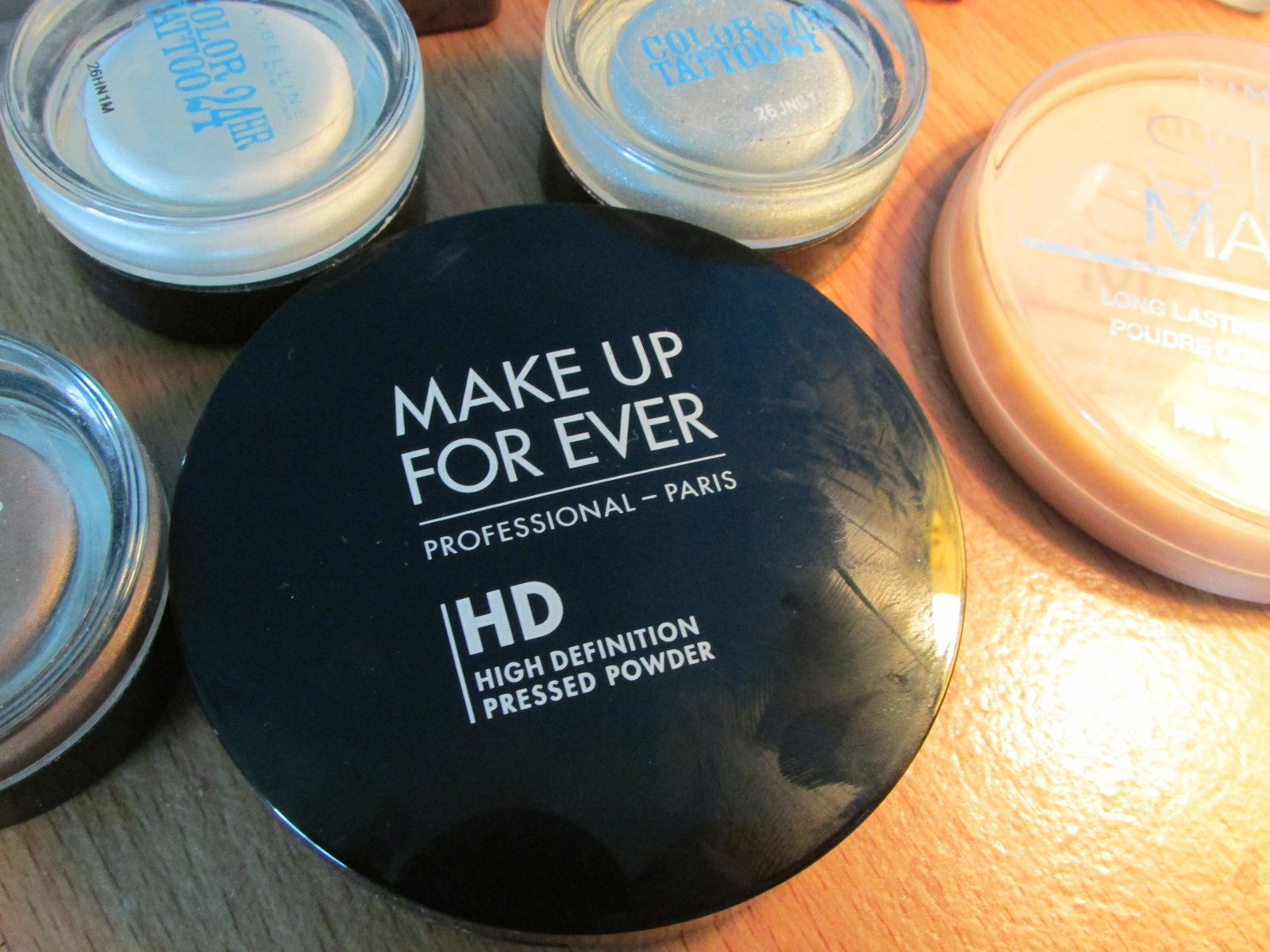 Les incontournables maquillage #1