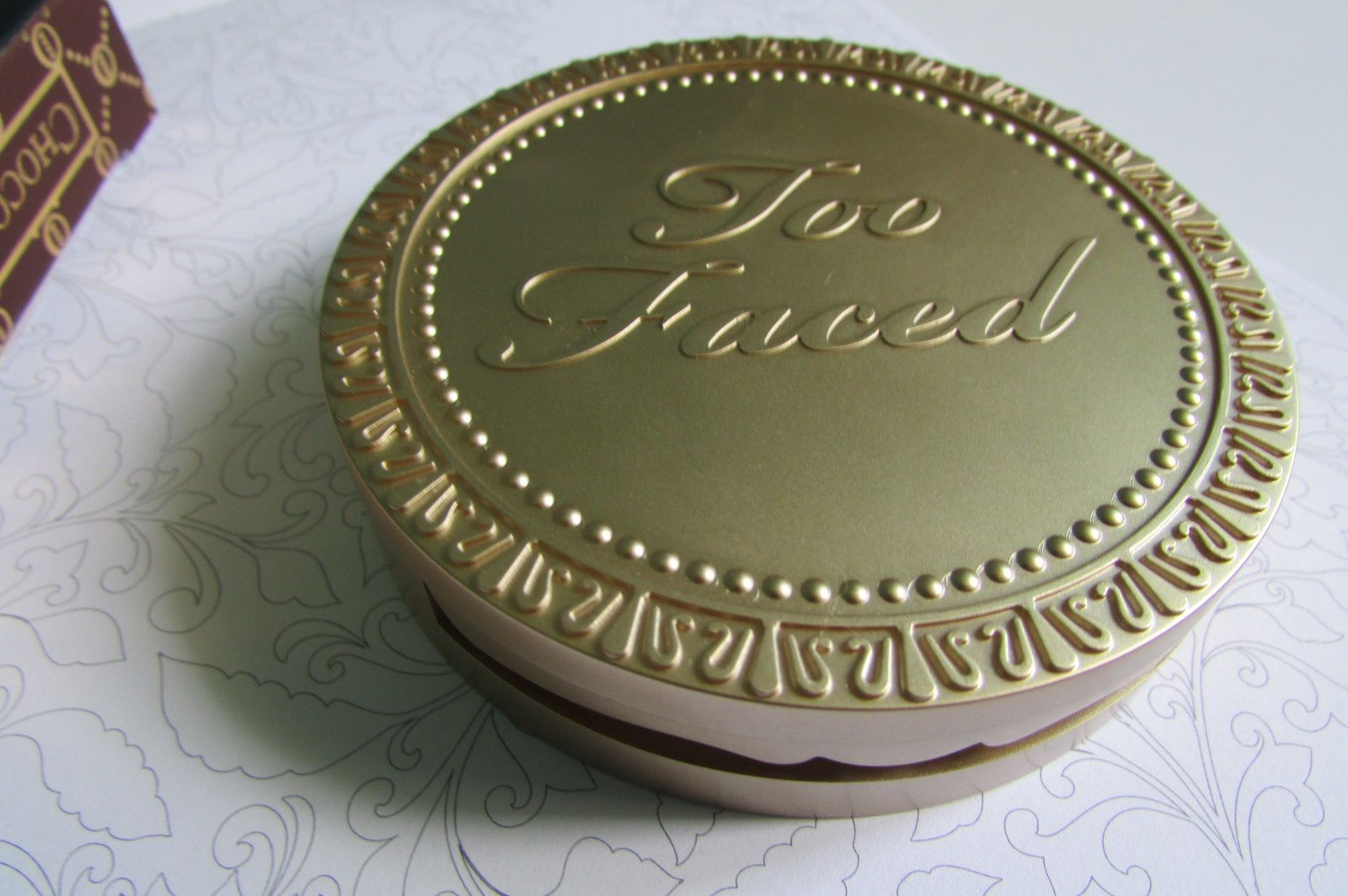 Le bronzer chocolate soleil de Too Faced