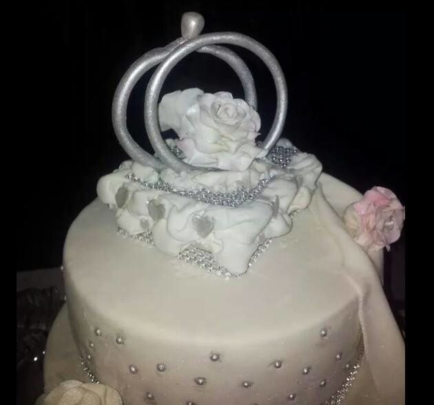 Wedding Cake mariage - Delice Cake Design 974