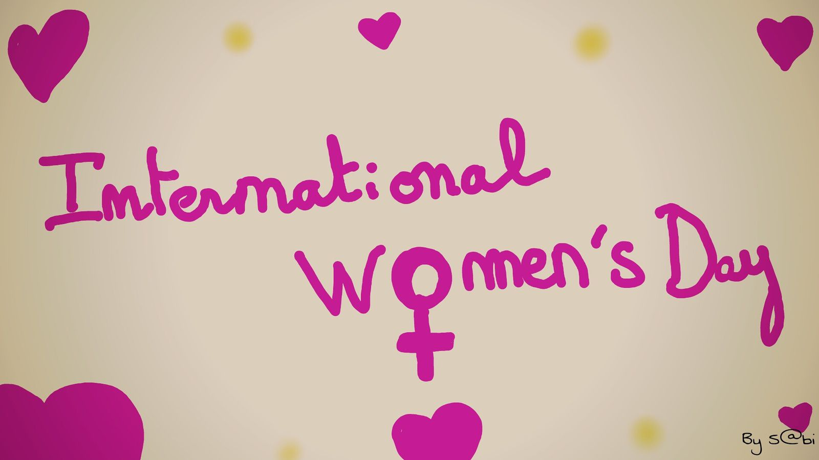 Playlist special Woman's Day ~ 100% Girly !!!!