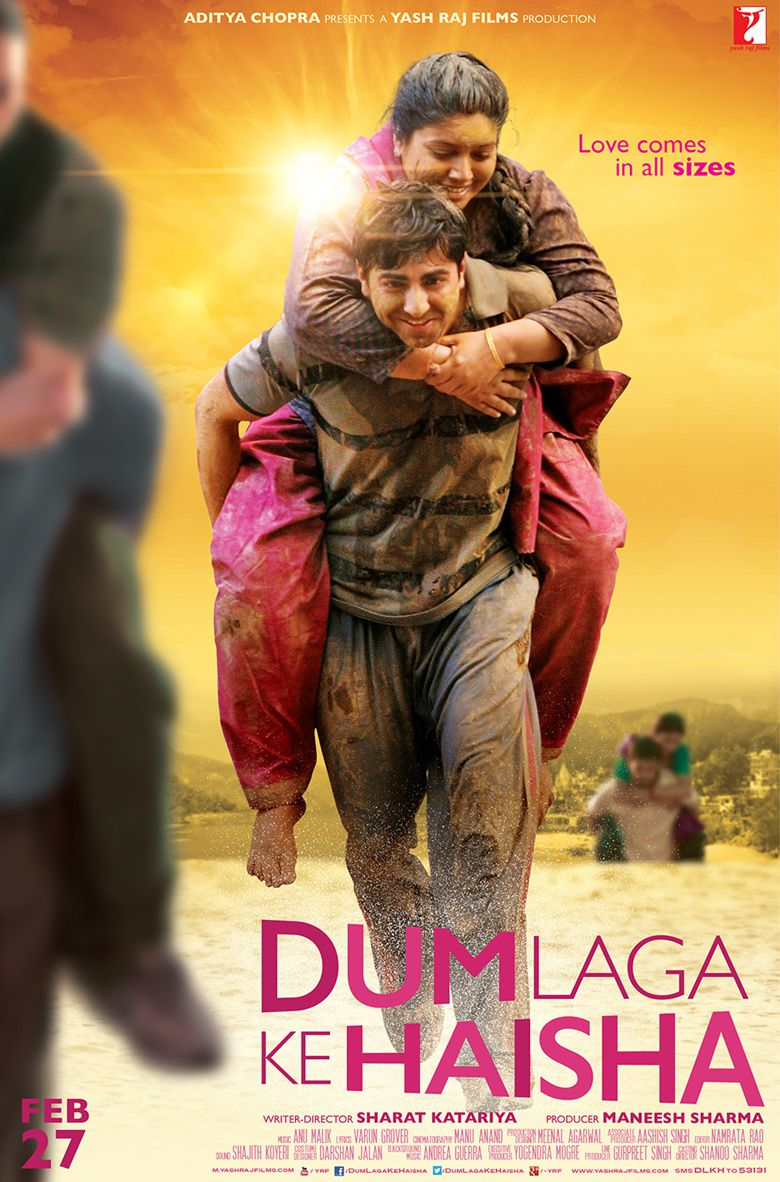 ♥ PLAYLIST OF Dum Laga Ke Haisha ( 2015 ) ~ A 90's musical touch for a lovely story ! ♥