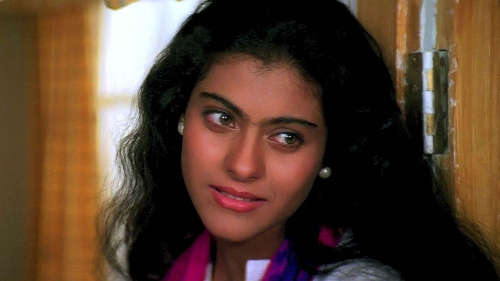Simran ( personnage de << Dilwale Dulhania Le Jayenge >> ( 1995 ) )  qui est interprété par l'actrice Kajol.