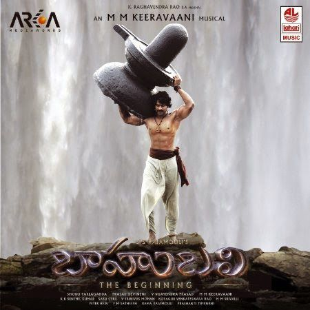 Enter in the beautiful epic musical with Baahubali - The Beginning  ( 2015 ) ! ♥
