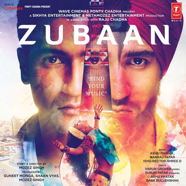 Stay Alive And Believe In Yours Dreams With The Soundtrack of ZUBAAN ( 2016 ) ! ♥