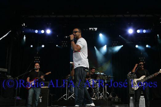 Boss AC na Festa da Radio ALFA e dos Santos Populares