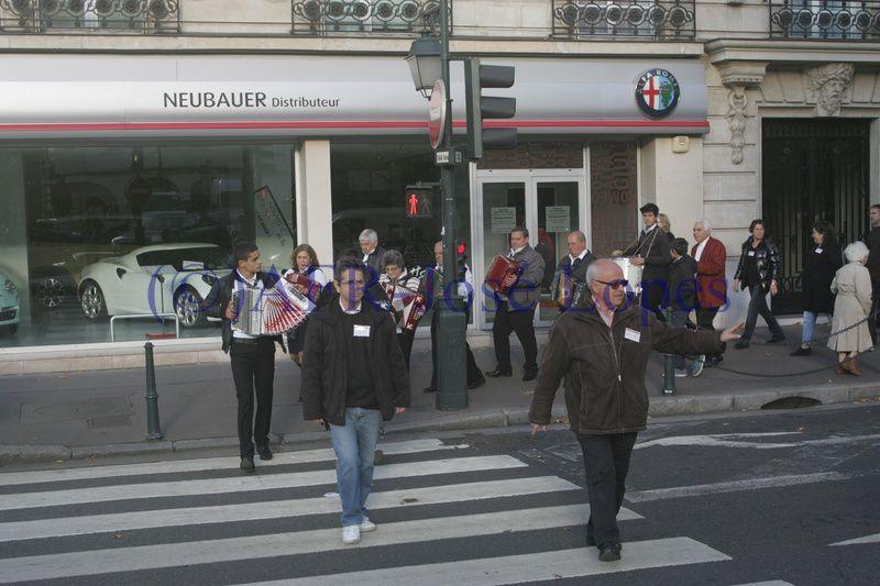 """""""São Martinho"""" Fête des Chataignes Neuilly sur Seine"""