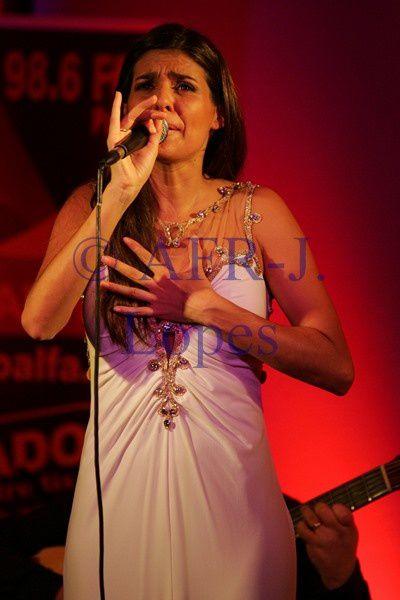 Cuca Roseta Soirée FADO Radio ALFA (Paris) 28/11/2014