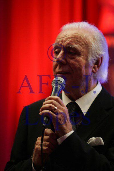 Carlos do Carmo Soirée FADO Radio ALFA (Paris) 28/11/2014