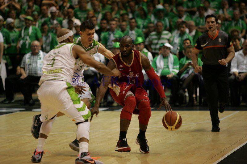 Final da Taça de França de Basket 2015