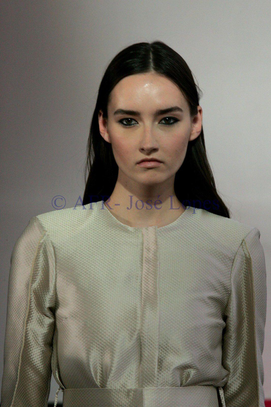 Défilée de mode Diogo Miranda