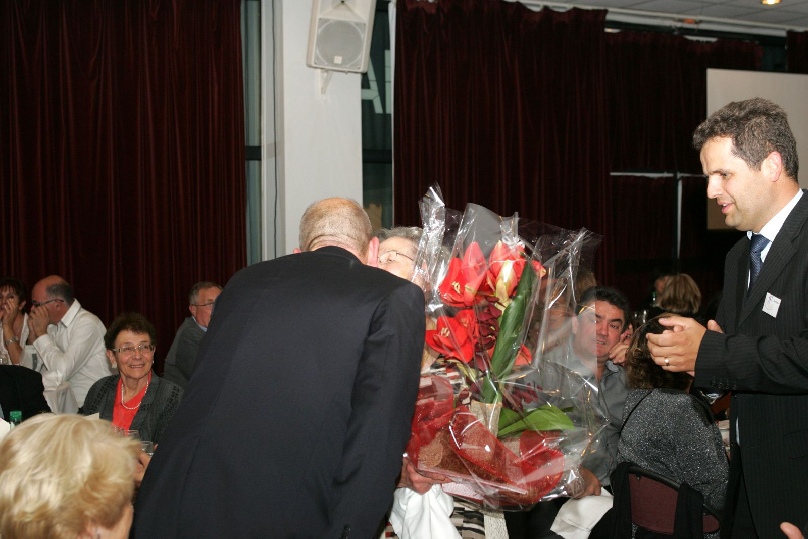 """Dîner de Gala des """"Copains d'Hugo"""""""