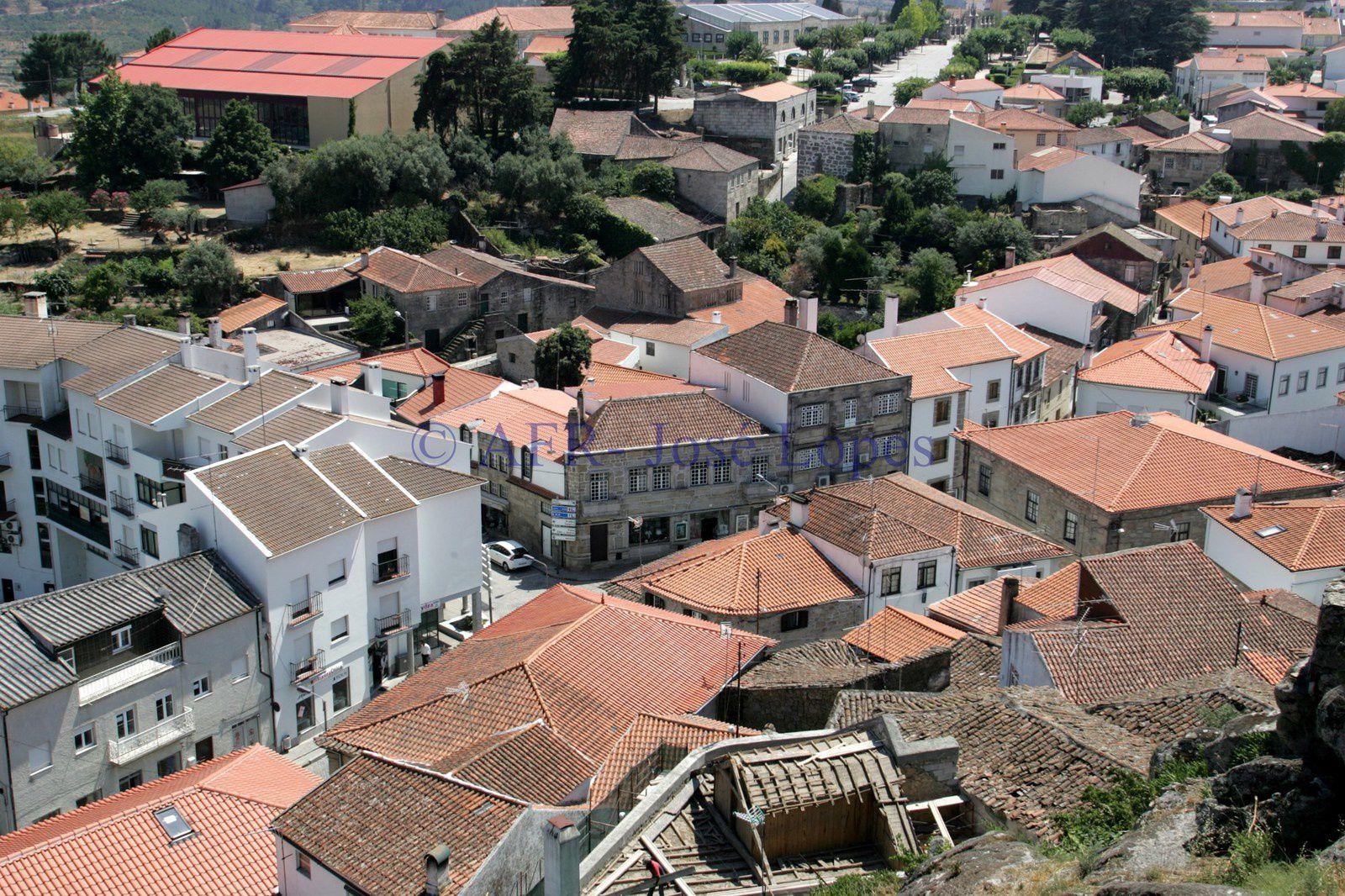 Locais historicos da Beira Alta - Celorico da Beira