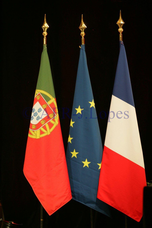 """10 Juin jour du Portugal à Paris """"Hotel de Ville"""""""