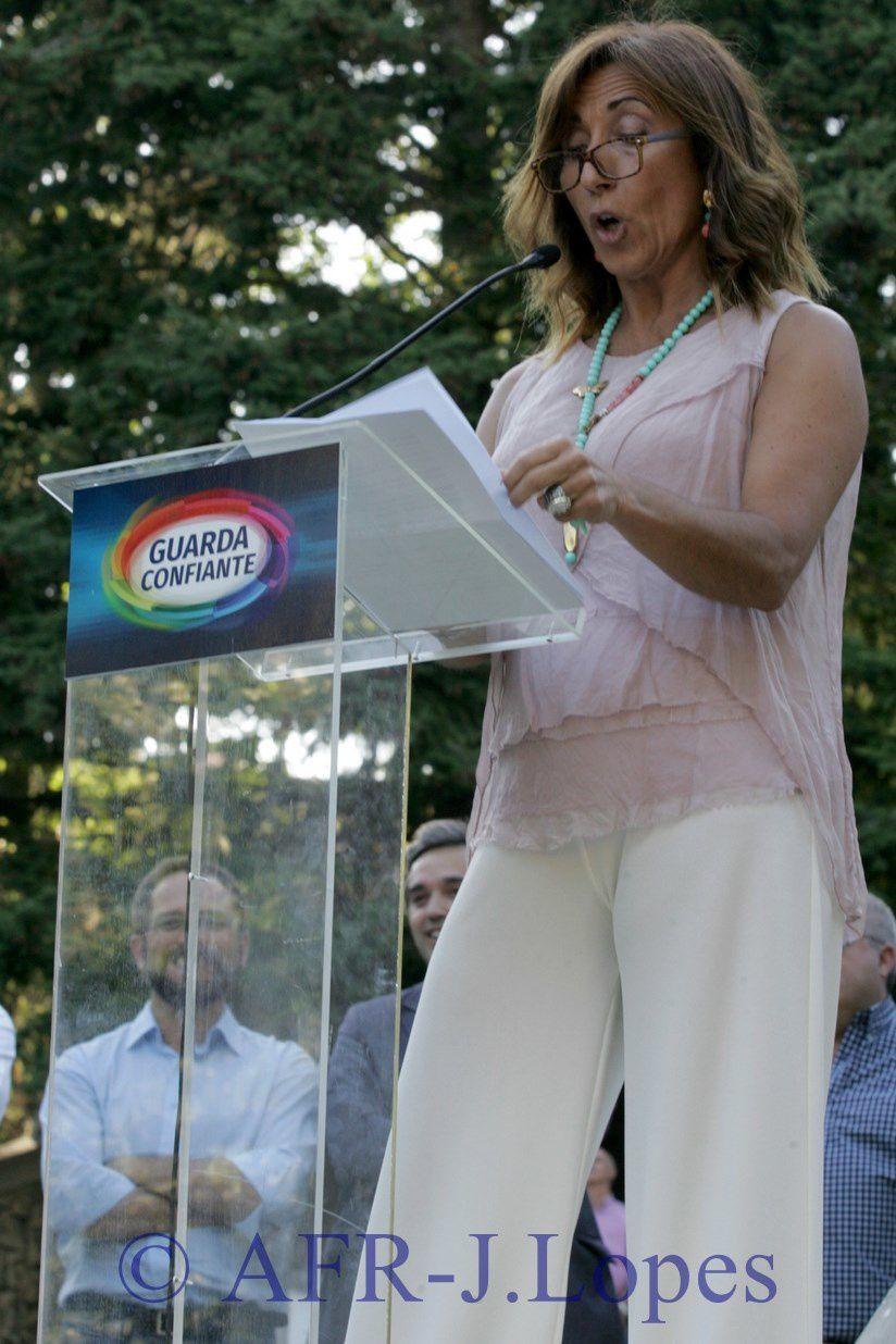 AUTÁRQUICAS 2017, GUARDA CONFIANTE.