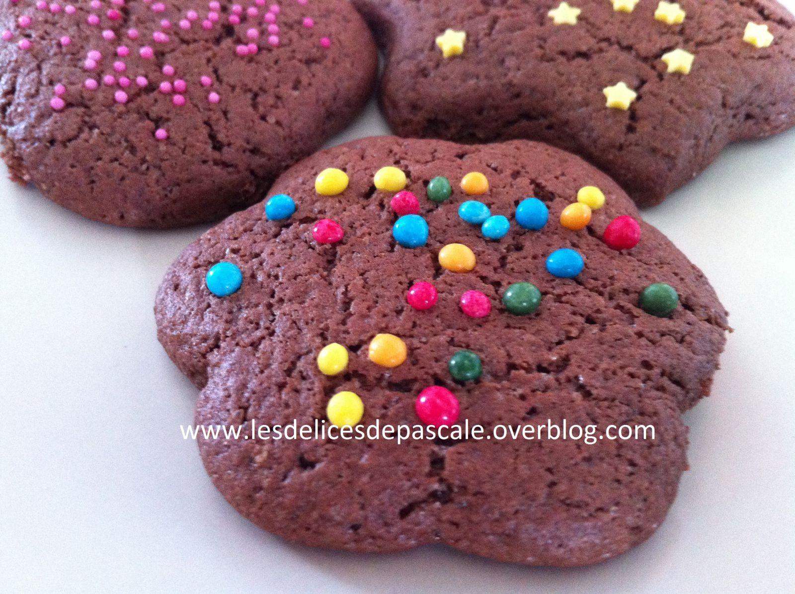 biscuits au chocolat leurs envies ma cuisine. Black Bedroom Furniture Sets. Home Design Ideas