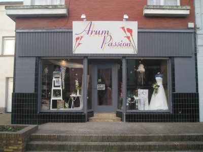 Une nouvelle enseigne place Pasteur, Arum Passion, à l'emplacement du magasin Codron