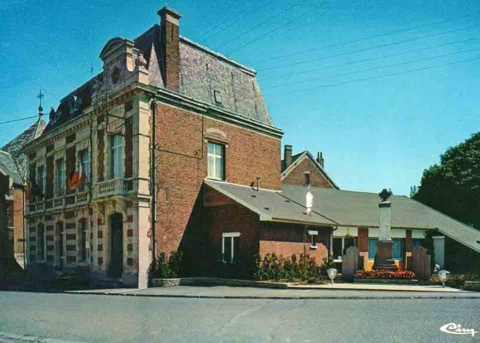 La mairie de Barlin à travers le siècle