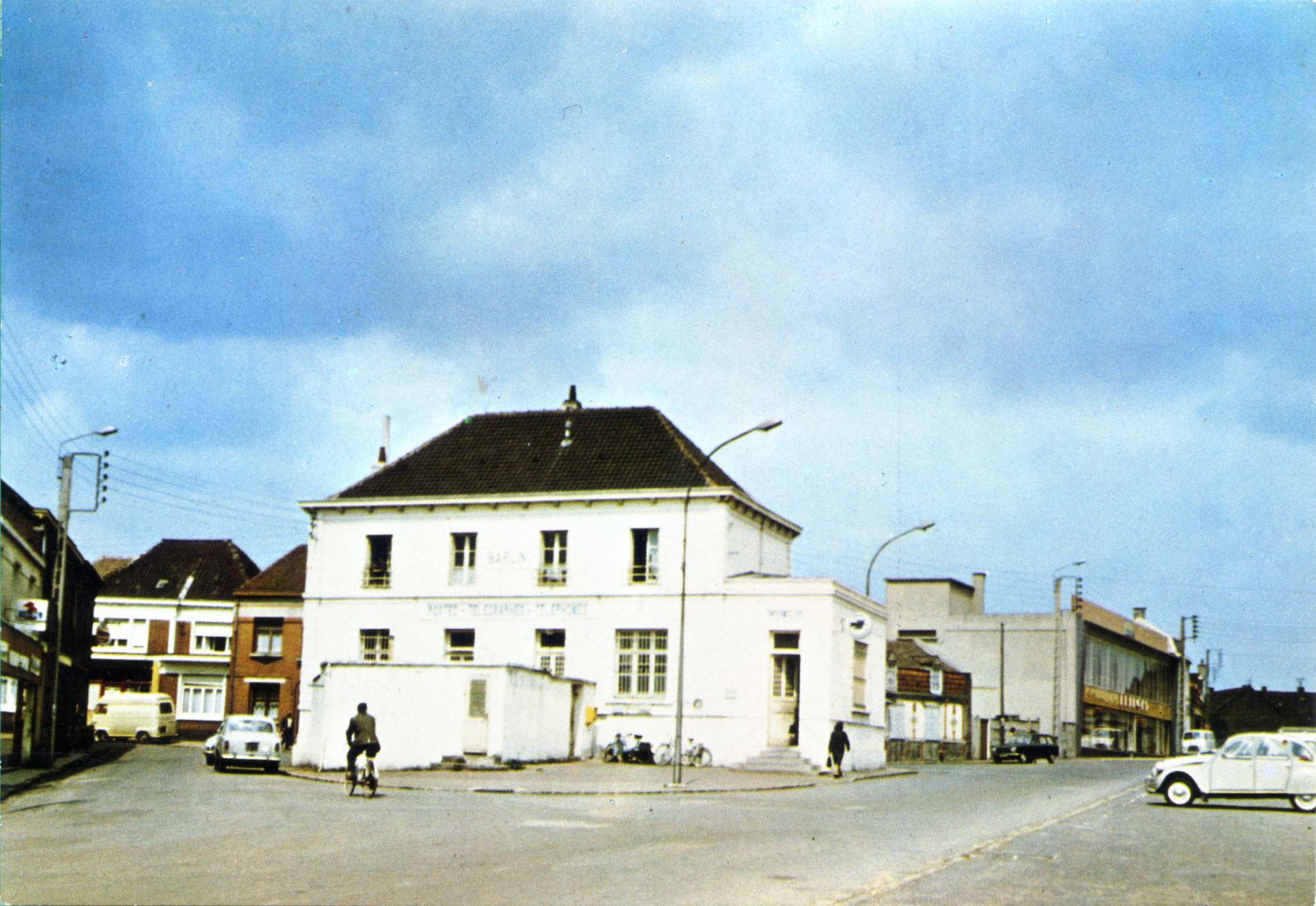 L'ancienne poste de Barlin