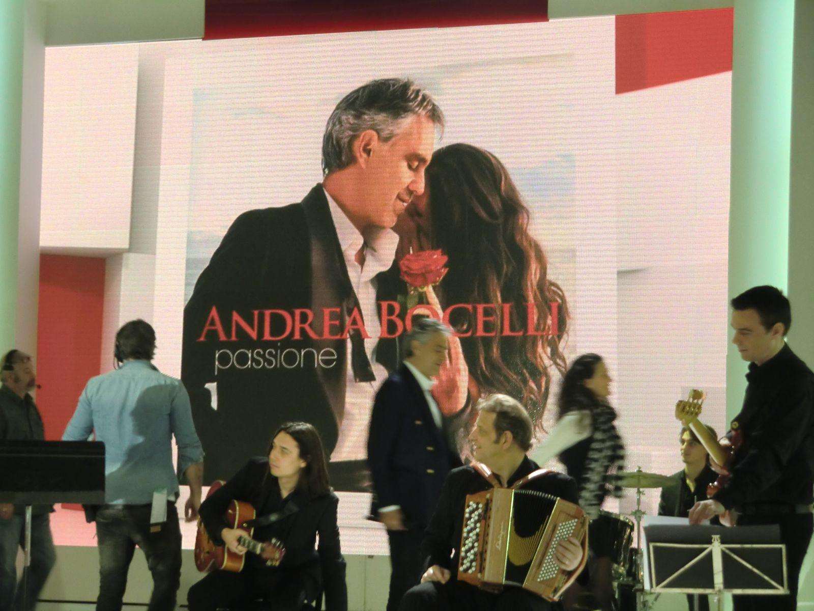ANDREA BOCELLI (09/01/2013)