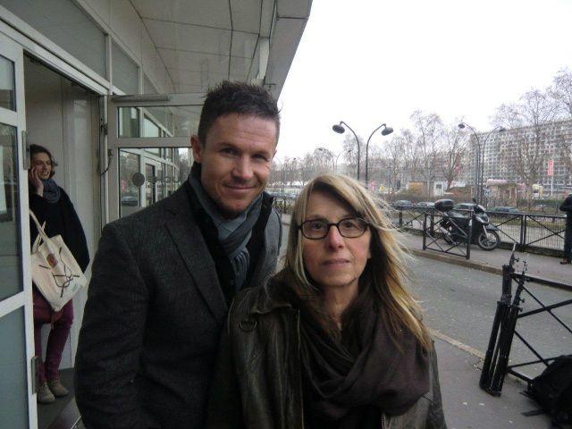 Félix BAUMGARTNER et Sébastien LOEB invités chez DENISOT (26/02/2013)