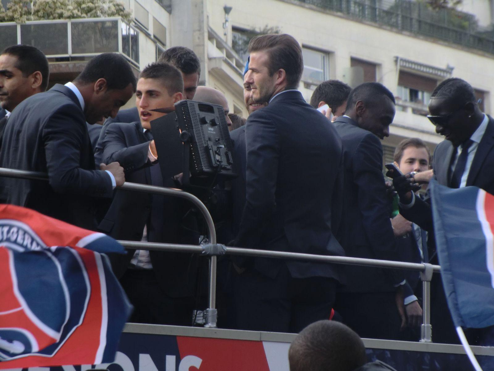 PSG la fête gâchée, mais pas pour tout le monde (13/05/2013)