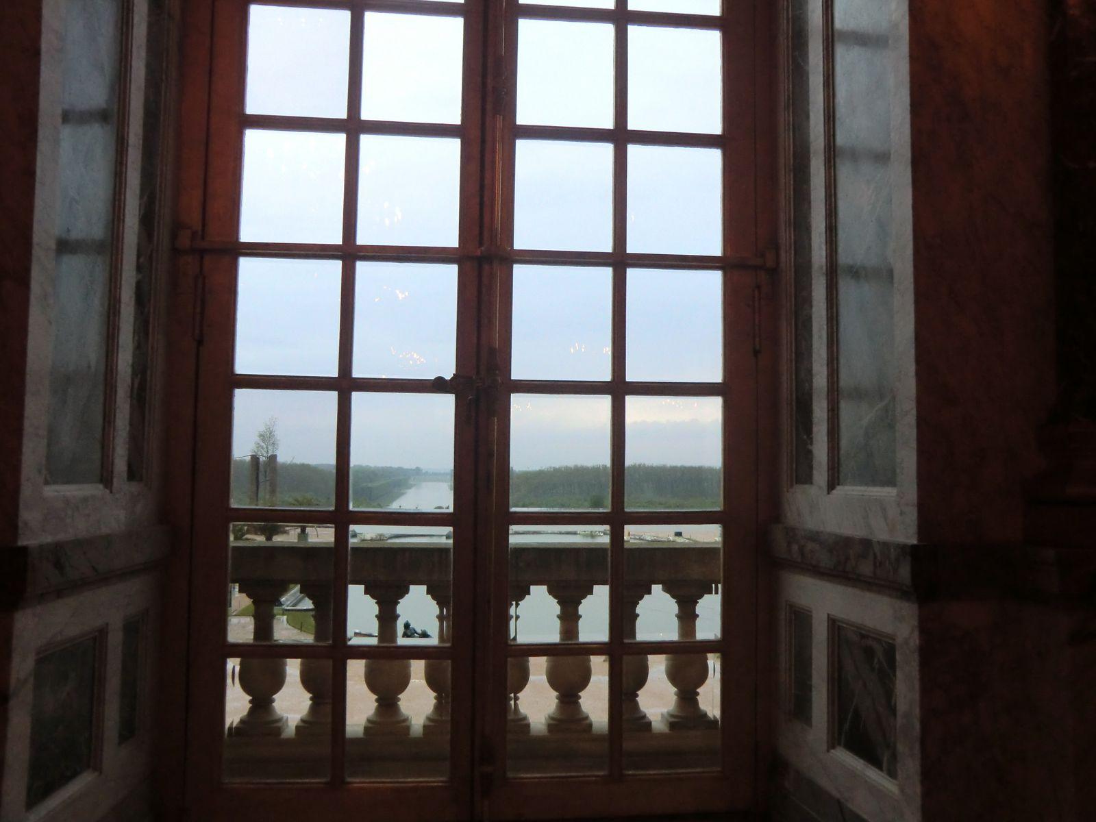 Une porte-fenêtre