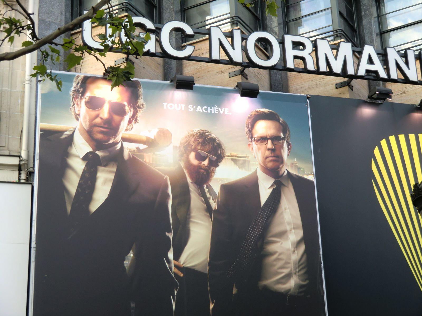 VERY BAD TRIP 3 Les acteurs sont à Paris (27/05/2013)