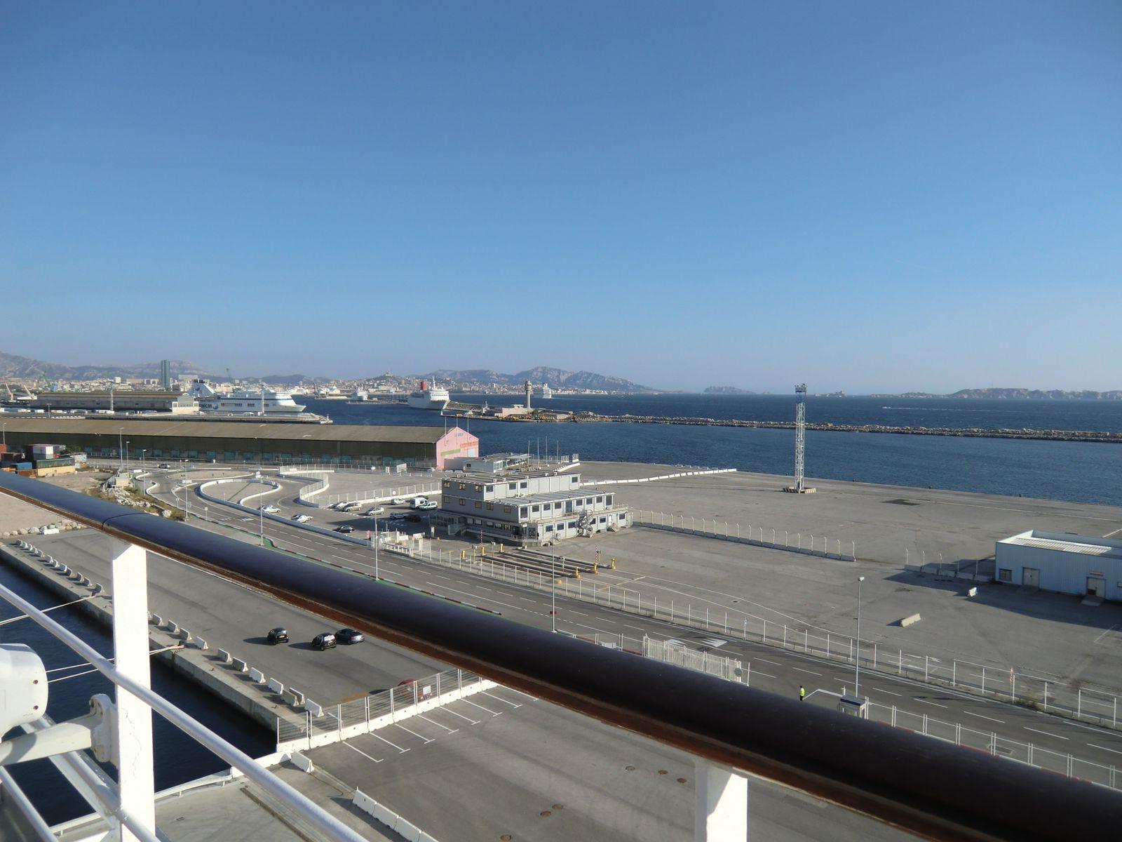Départ à la mer destination CANNES (07/09/2013)