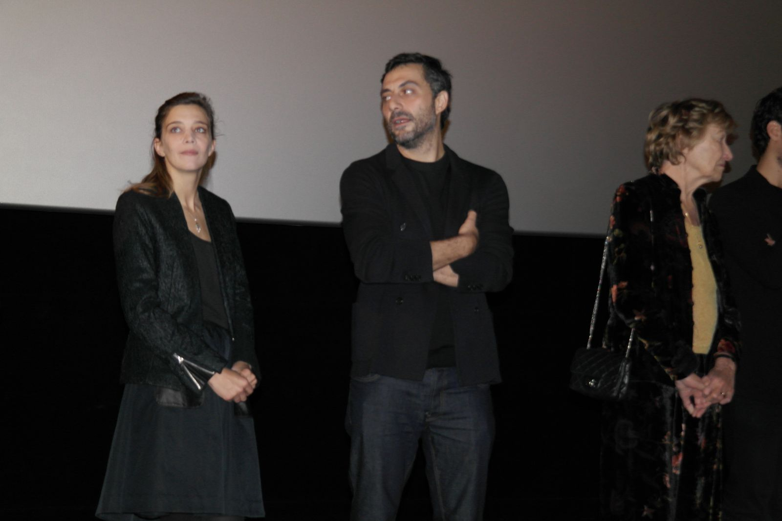 Céline Sallette, Filippi Timi