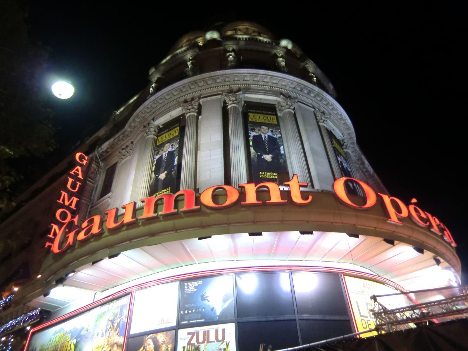 Le cinéma Gaumont Opéra Capucines