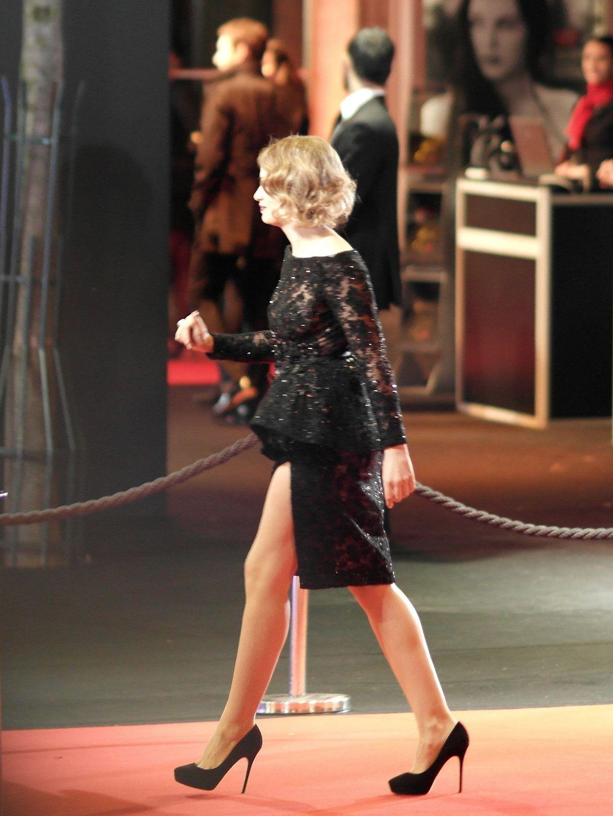 """Sara Forestier. Elle remettra le César du meilleur réalisateur à Roman Polanski pour """"La Vénus à la fourrure"""""""