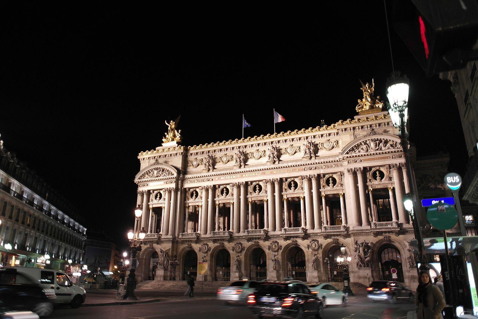 L'ART DE LA FUGUE Avant-première au Gaumont Opéra (03/03/2015)