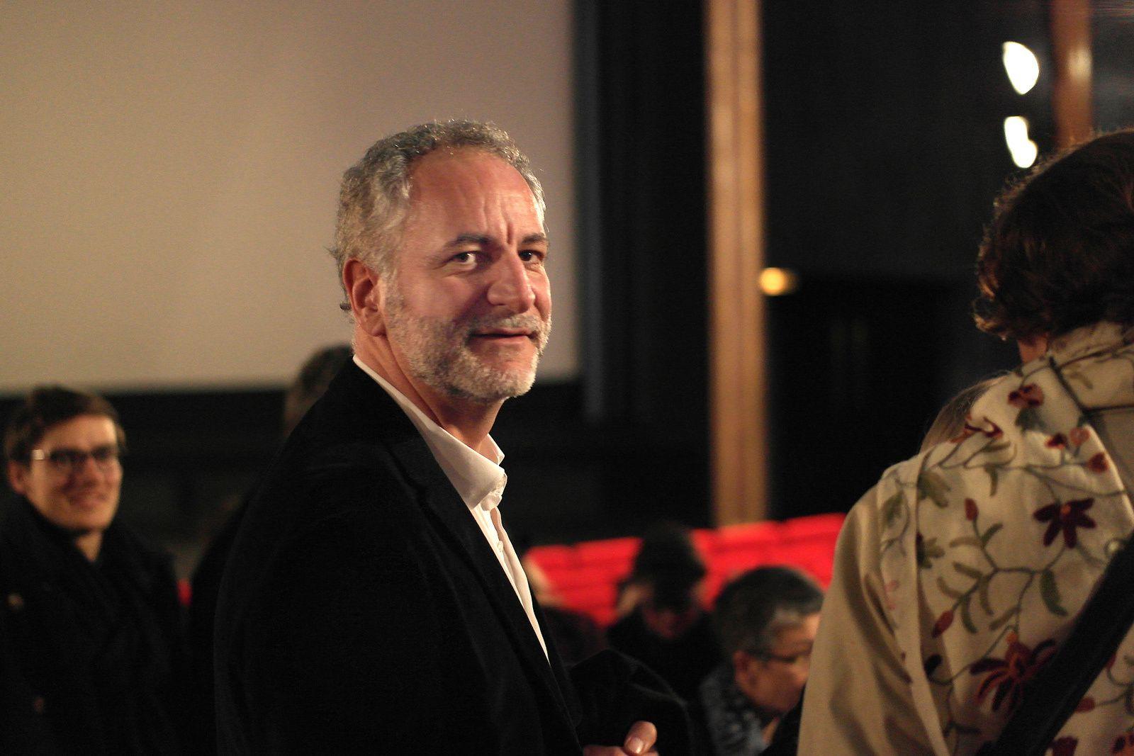 Le réalisateur, Brice Cauvin